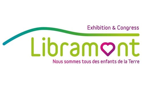 Logo Libramont exhibition & congress